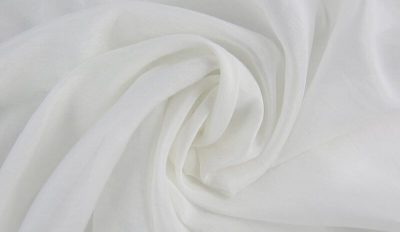 9mm cotton silk fabric