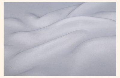 Custom print silky satin chiffon