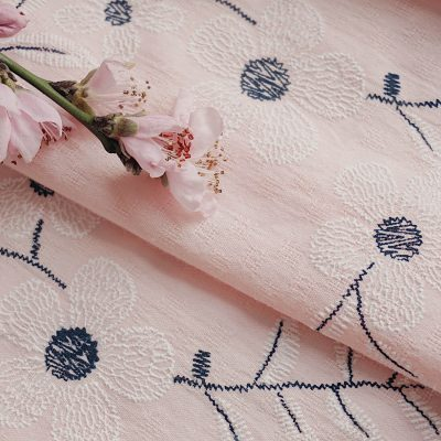 Ready goods 60S Cotton Classic Flower Jacquard