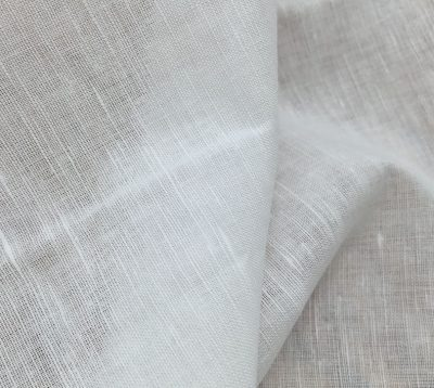 cotton linen blend fabric for digital printing