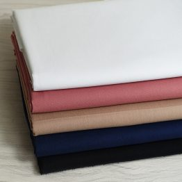 Dyed Cotton Nylon spandex