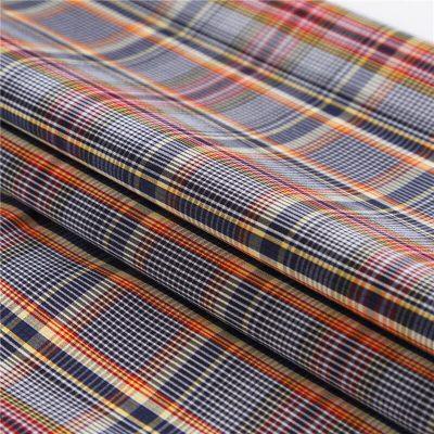 yarn dyed Cotton Nylon Spandex