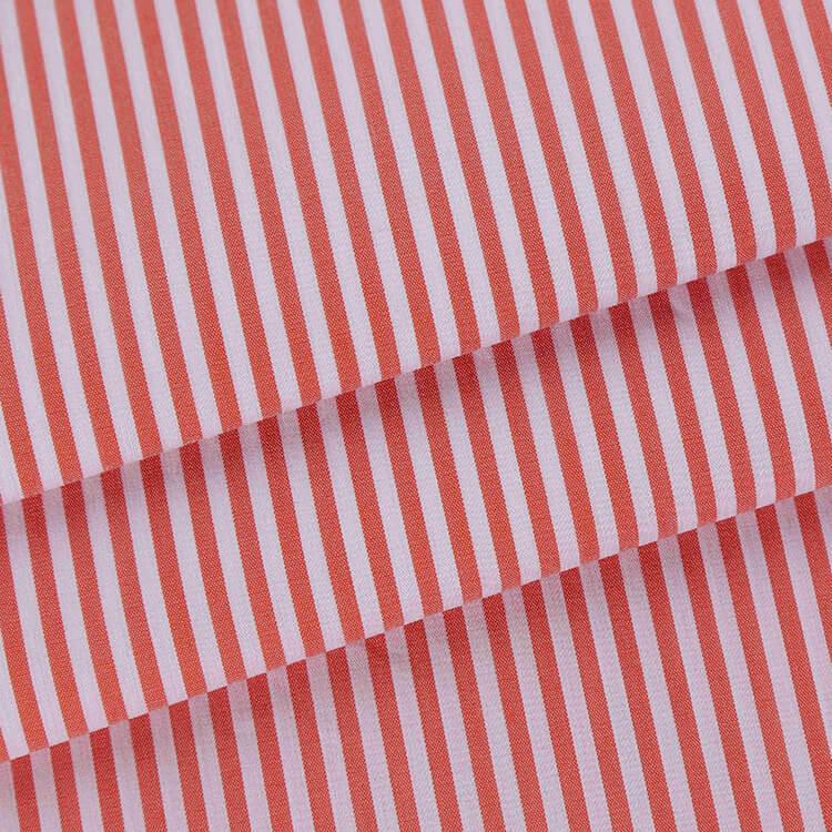 yarn dyed ready goods Cotton Nylon Spandex Stripe