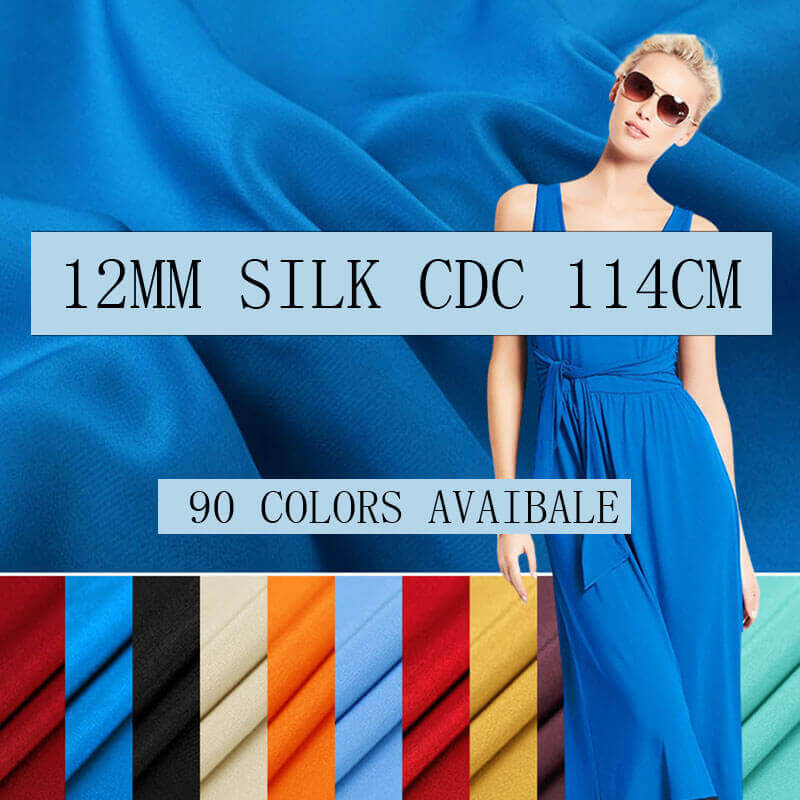 12mm silk cdc