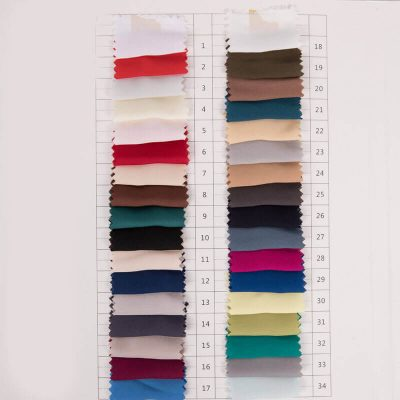 color chart 50d satin chiffon -2